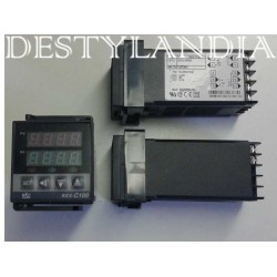 Regulator temperatury REX-C100 220V SSR ALARM